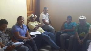 Agentes sociales negocian con el Gobierno Local en beneficio de las bibliotecas comunitarias (Biblioteca Las Pilas, San Antonio y Sulaco, Honduras)